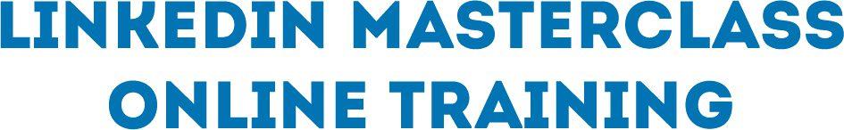 Linkedin Masterclass Online